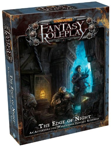 Warhammer Fantasy Roleplay: The Edge of Night - Fantasy Flight Games