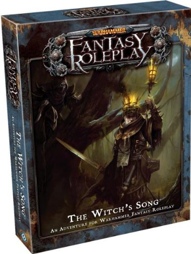 9781589947184: Witch's Song (Warhammer Fantasy Roleplay)