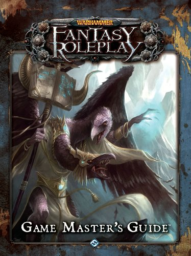 9781589947245: Warhammer Fantasy Roleplay: The Game Master's Guide