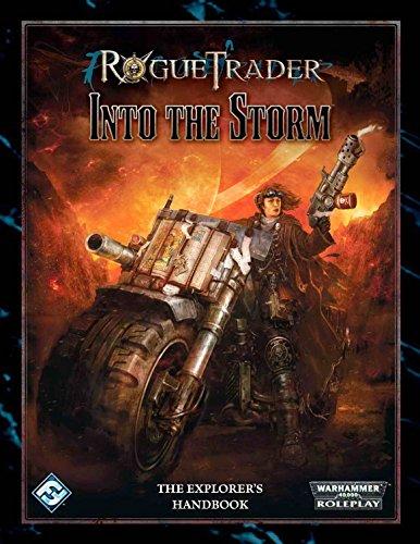 Rogue Trader: Into the Storm: Fantasy Flight Games