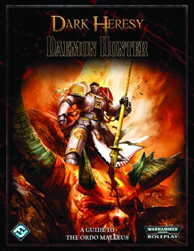 9781589947658: Dark Heresy: Daemon Hunter