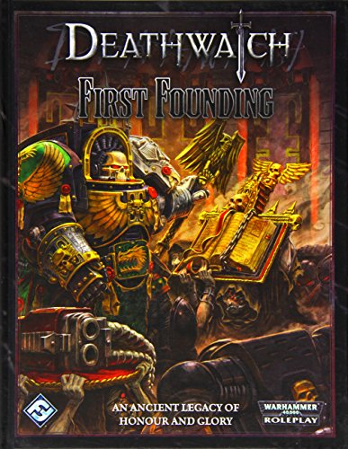 9781589947849: Deathwatch First Founding