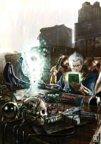 Rogue Trader RPG: Koronus Bestiary: Fantasy Flight Games