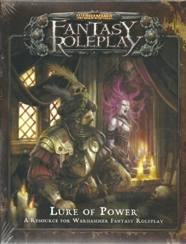 9781589948136: Warhammer Fantasy Roleplay Lure of Power