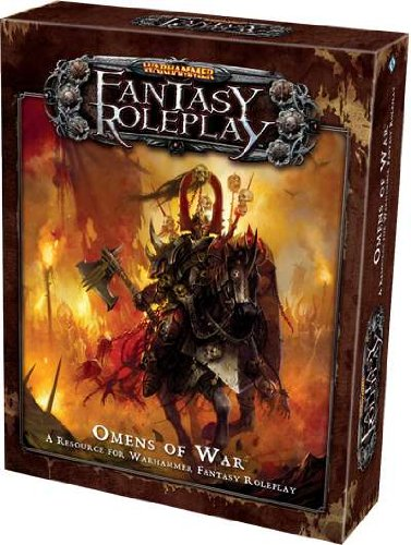9781589948181: Warhammer Fantasy Roleplay: Omens of War