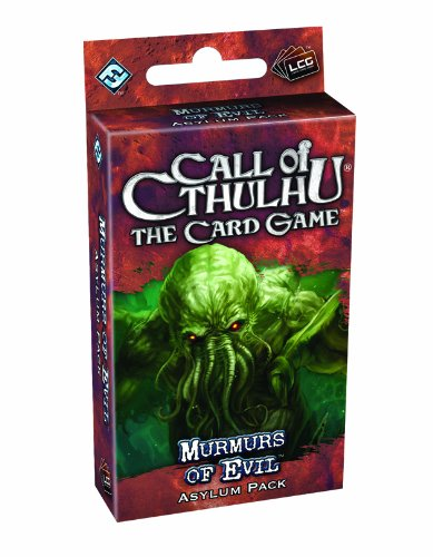 9781589948624: Murmurs of Evil Asylum Pack Call of Cthulhu Card Game