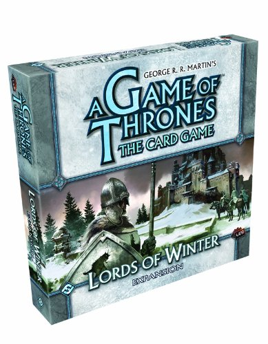 9781589949034: Fantasy Flight Games GOT58 - Game of Thrones: Lords of Winter Expansion