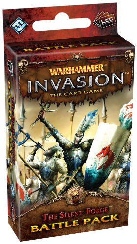 Warhammer Invasion LCG: The Silent Forge Battle Pack