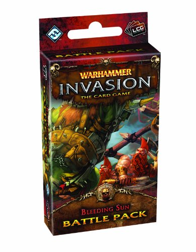 9781589949171: Warhammer Invasion: Bleeding Sun Battle Pack