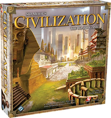 9781589949355: Sid Meier's Civilization: The Board Game