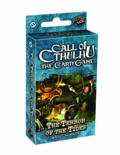 9781589949867: Call of Cthulhu: The Terror of the Tides Asylum Pack (Living Card Games)