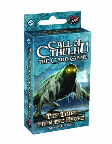 9781589949874: Call of Cthulhu LCG: Thing from the Shore Asylum Pack Card Game (Living Card Games)