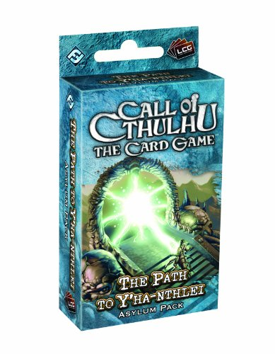 9781589949881: Call of Cthulhu: The Path to Y'ha-nthlei Asylum Pack (Living Card Games)