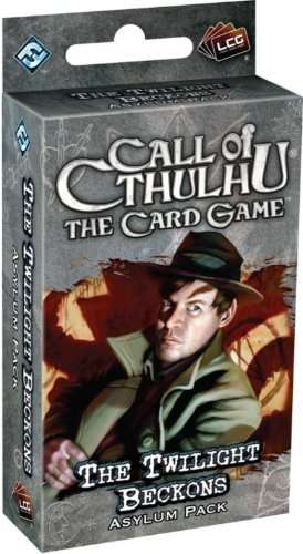 9781589949898: Call of Cthulhu Lcg: The Twilight Beckons Asylum Deck