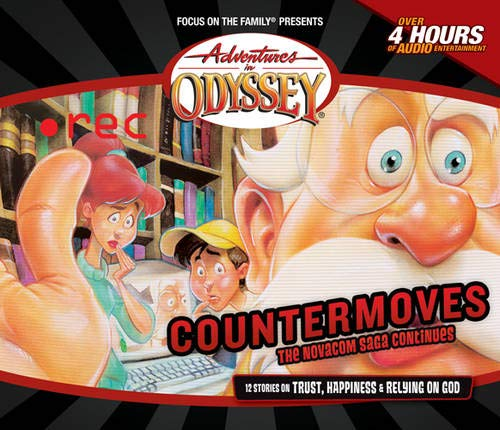 9781589970281: Countermoves (The Adventures in Odyssey, Vol. 37)