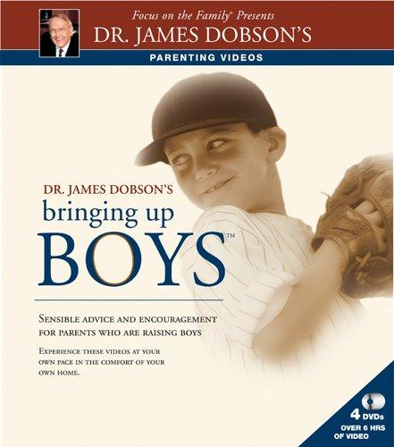 9781589970403: Dr. James Dobson's Bringing up Boys Parenting Videos