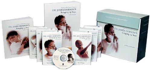9781589970878: Dr. James Dobson's Bringing Up Boys Video Seminar