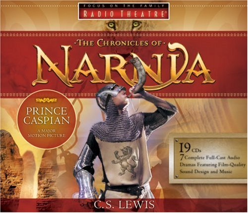 9781589971493: The Chronicles of Narnia Complete Set (Radio Theatre)