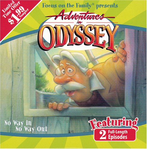 9781589971844: AIO Sampler: No Way In, No Way Out: March Gladness promo (Adventures in Odyssey)