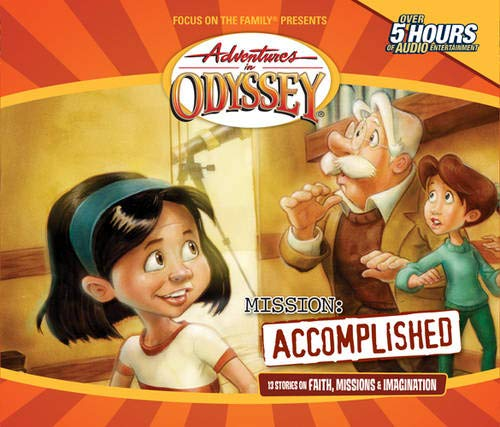 9781589972322: Adventures in Odyssey: Terrific Tales, Mysterious Missions (#6)