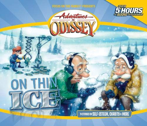 9781589972346: On Thin Ice (Adventures in Odyssey/Golden Audio Series, No. 7)