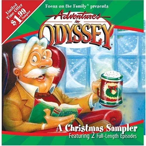 9781589972353: AIO Sampler: A Christmas Sampler (Adventures in Odyssey)