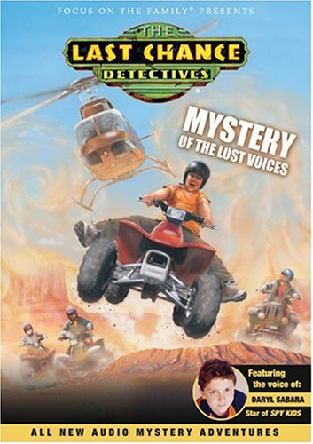 9781589972704: Mystery of the Lost Voices (Last Chance Detectives)