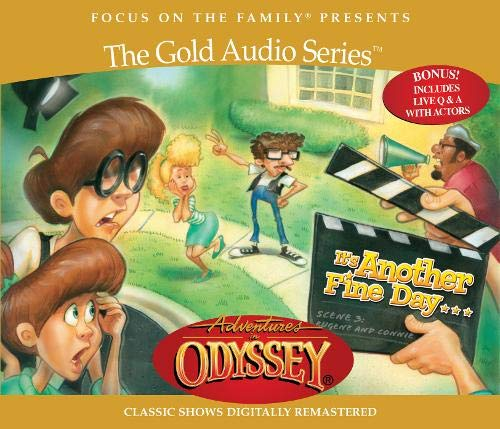 9781589972872: It's Another Fine Day (Adventures in Odyssey)