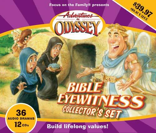 9781589974005: Bible Eyewitness Collector's Set (Adventures in Odyssey)