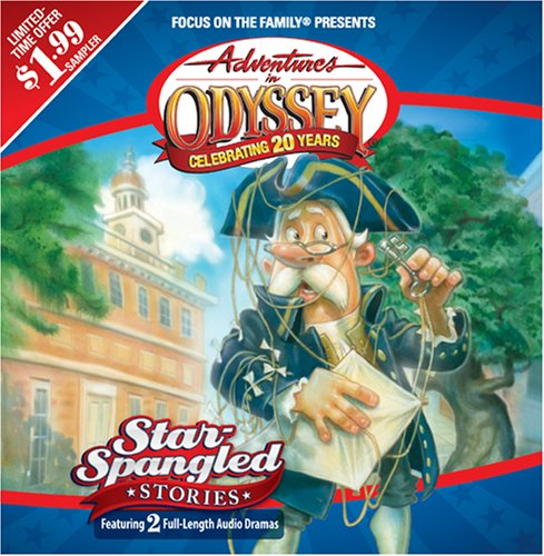 9781589974593: AIO Sampler: Star Spangled Stories (Adventures in Odyssey)
