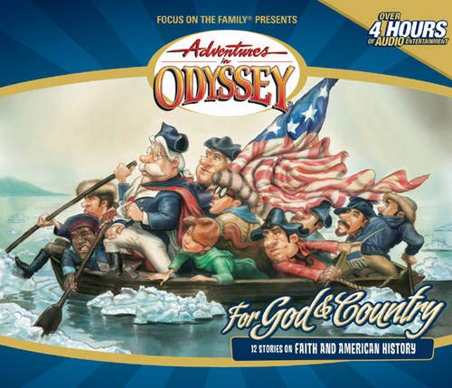9781589974746: For God and Country (Adventures in Odyssey)