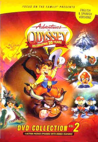 9781589974944: Adventure In Odyssey DVD Collection Vol. 2