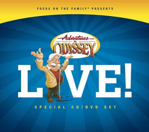9781589975767: Adventures In Odyssey Live!