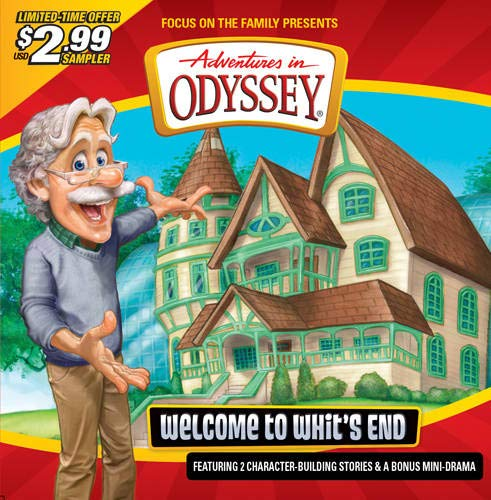 9781589976108: Welcome to Whit's End (Adventures in Odyssey (Audio Unnumbered))