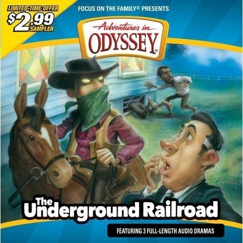 AIO Sampler: Underground Railroad (Adventures in Odyssey): AIO Team