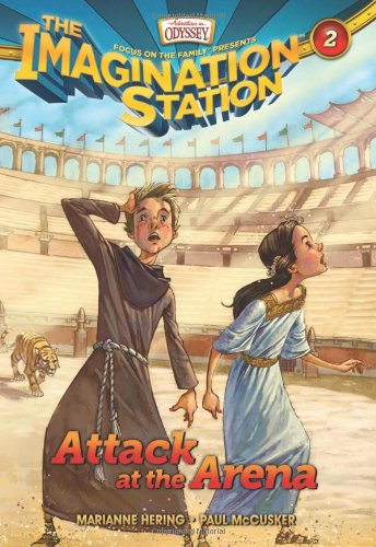 ATTACK AT THE ARENA VOL 2 PB (Imagination Station): MCCUSKER PAUL