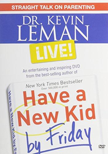 9781589976511: Dr. Kevin Leman LIVE! Straight Talk on Parenting
