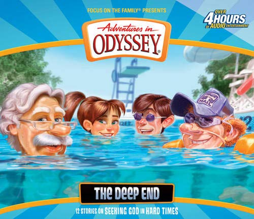 The Deep End (Adventures in Odyssey): AIO Team