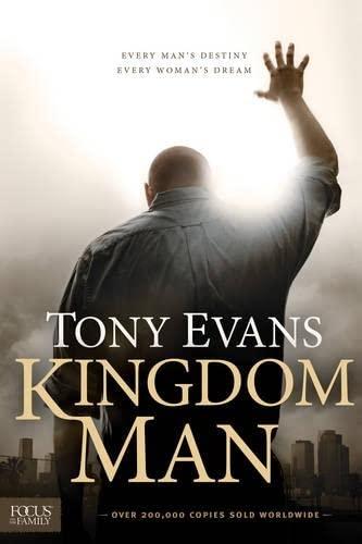 9781589976856: Kingdom Man: Every Man's Destiny, Every Woman's Dream