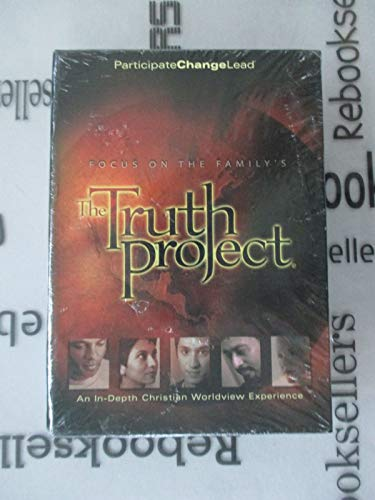 9781589977334: Truth Project DVD Set (Truth Project Series)