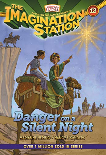 9781589977396: Danger on a Silent Night (AIO Imagination Station Books)