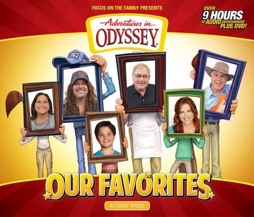 9781589977662: Our Favorites: Actors' Picks (Adventures in Odyssey Classics)