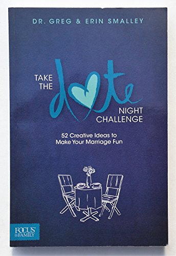 9781589977709: Take the Date Night Challenge: 52 Creative Ideas to Make Your Marriage Fun