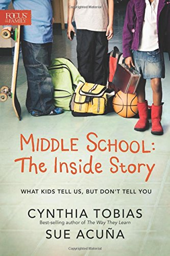 9781589977778: Middle School: The Inside Story: What Kids Tell Us, But Don't Tell You