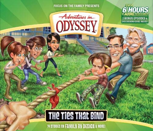 The Ties That Bind (Adventures in Odyssey): AIO Team