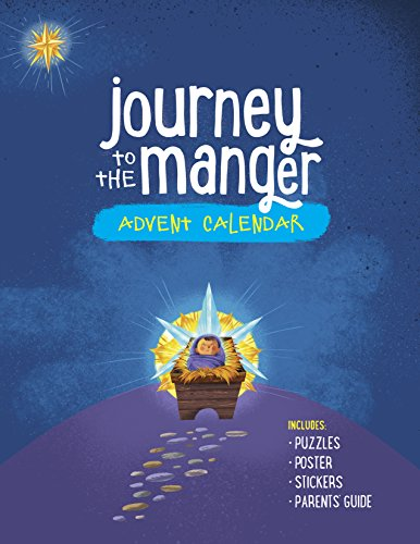 9781589978249: Journey to the Manger Advent Calendar (Adventures in Odyssey Misc)
