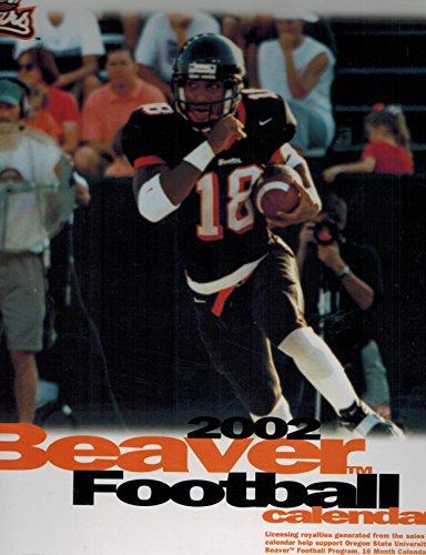 9781590010044: Oregon State University Football 2002 Calendar