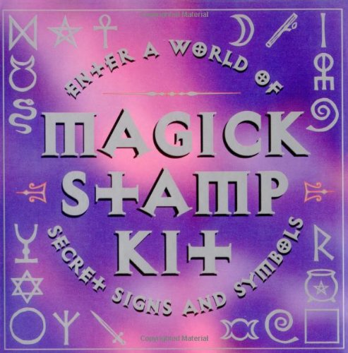 9781590030059: Magick Stamp Kit