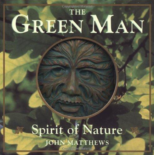 9781590030196: The Green Man: Spirit of Nature