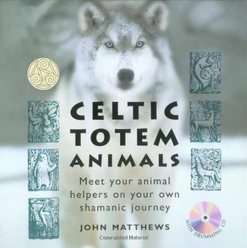 9781590030226: Celtic Totem Animals [With CD and cards]